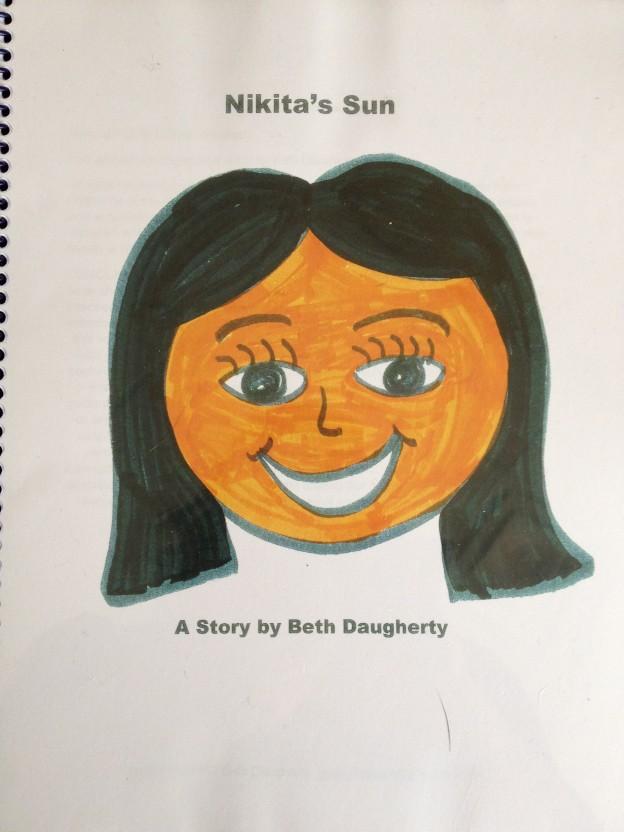 Nikita's Sun Story Book