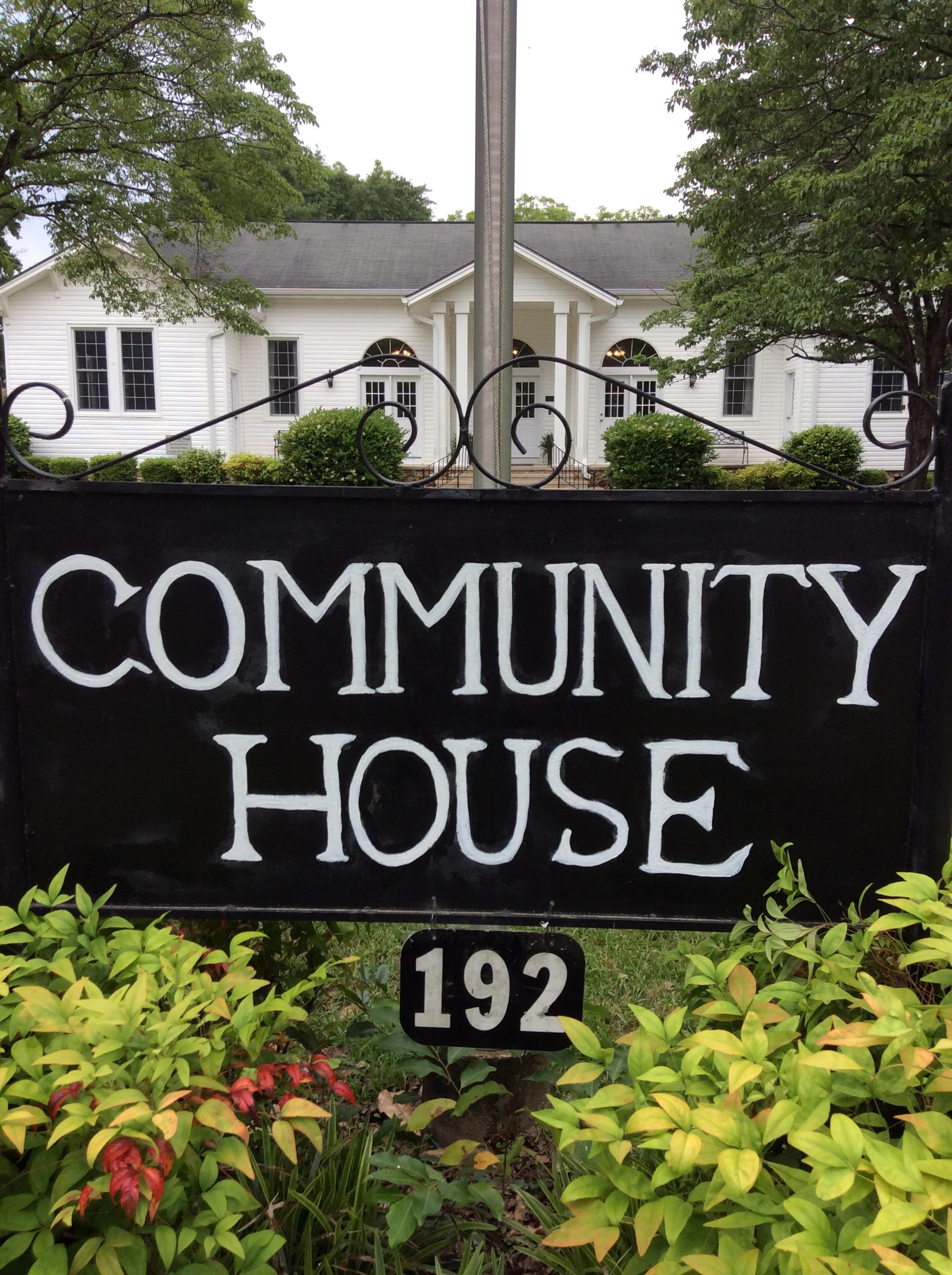 Community House GA